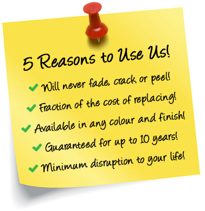 Reasons to Use Us